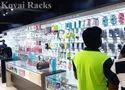 Mobile Shop Racks