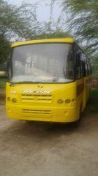 School Bus in Jaipur, स्कूल बस, जयपुर, Rajasthan | Get