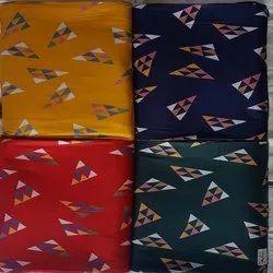 Printed Rayon Shirt Fabric