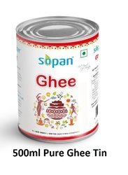 Sopan 500 ml Tin Pure Buffalo Ghee