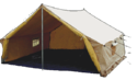 Temporary Canvas Tent