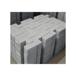 Grey Concrete Rectangle Paver Blocks
