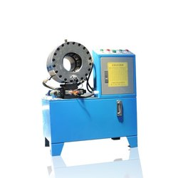 Automatic Hydraulic Pipe Hose Crimping Machine