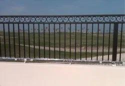 Railing LOcal Boundary Wall Railings