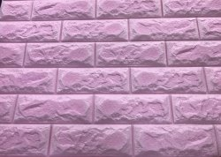 3D Foam Wall Paper