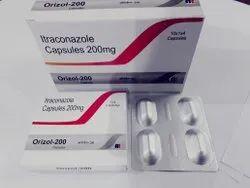 Orizol-200 Mg Capsule