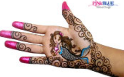 Mehandi For Kids Mehendi Design