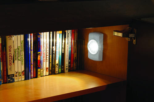 Plastic Battery Operated Under Cabinet Light Rs 3450 Pack Id