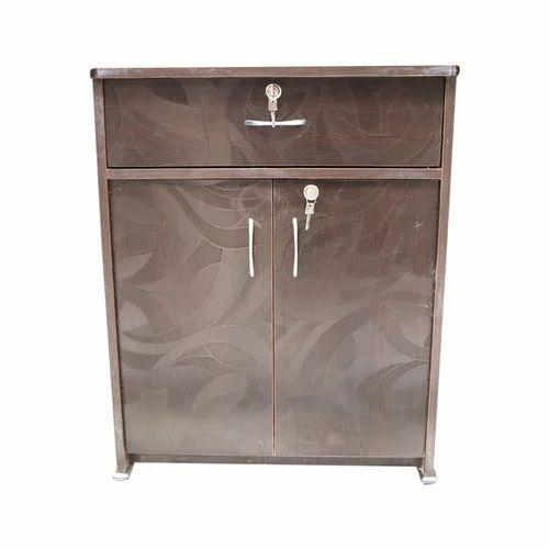 Decorative Shoe Cabinet, Shoe Cabinets - Krishna Steel Furniture ...