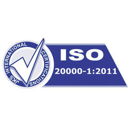 ISO 20000-1: 2011 Certification Consultancy Service