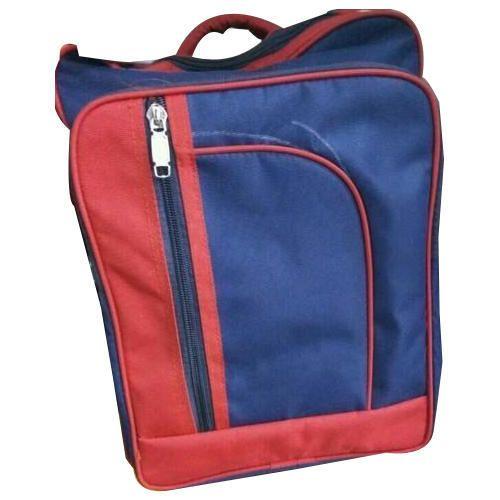baef931708dc Polyester Plain Kids School Backpack