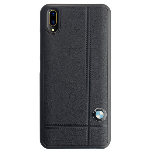 best sneakers a047b 9a9dd Vivo V11 Pro Tpu Leather Back Cover