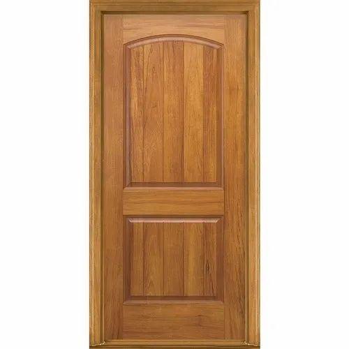M' bience Exterior Wooden Door, Size/Dimension: 6x3 Feet
