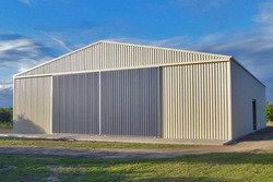 Material Storage Shed