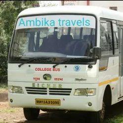 Ambika Bus Services Solapur