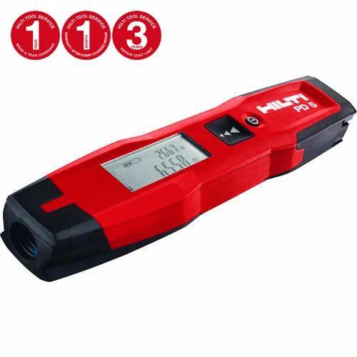 Laser Range Meter Pd 5 100m Range 1 Year Free Repair Hilti