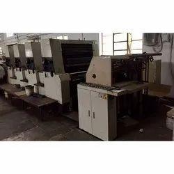 Mitsubishi 2D.4 Offset Printing Machine