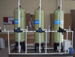 De-Mineralization Water Treatment Plants