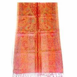 Silk Jacquard Scarves