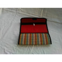 Bamboo Red Coin Purse