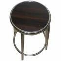 Divine Round Steel Stool