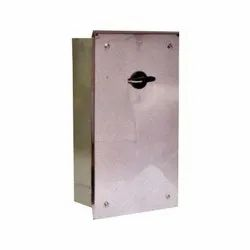 50 Hz Flameproof Clean Room Rotary Switch, Number Of Switch Positions: 2 to 4