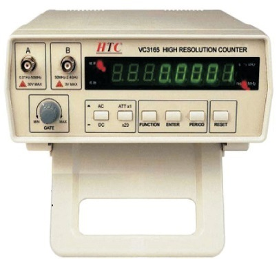 Image result for htc vc3165 frequency counter