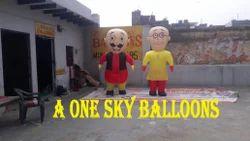 Inflatable Walking Cartoon