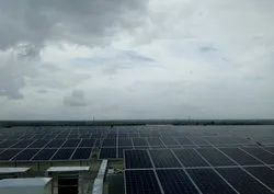 Rooftop Solar PV Plant Installation & Commissioning Services for Industrial