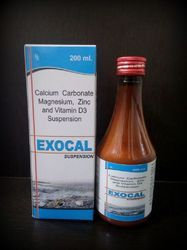 Calcium Carbonate Zinc Vitamin D3 And Magnesium Syrup