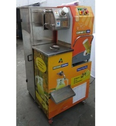 Sugarcane Machine with Instant Chiller