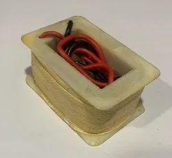 Graphic Single Electromagnetic AC Brake Coil, 0-415 V