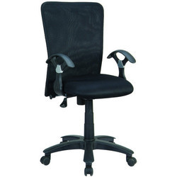 7258 Revolving Mesh Chair