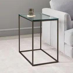 KS Mild still MS & glass side table
