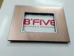 B'Five Golden铜模块化板,办公室