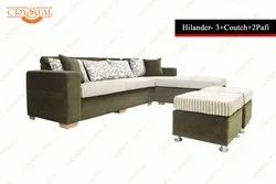 L Shape Sofa Set Hilander