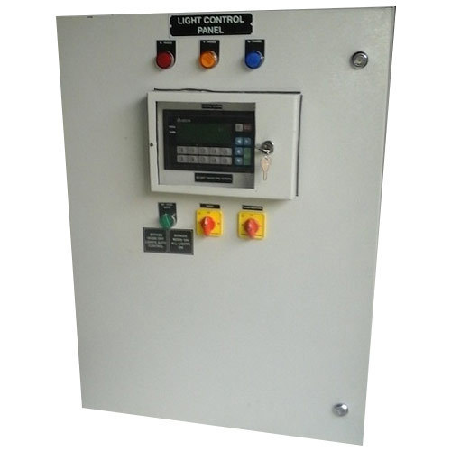 Three Phase Programmable Logic Control Panel Services, for Industries