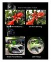 Roq 2 In 1 Professional Lens Kit 0.6x Super Wide Angle And 15x Super Macro Mobile Phone Len'S