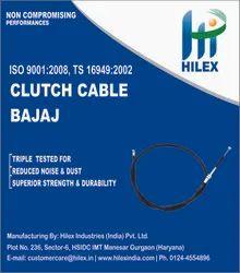 Hilex Platina 125CC N/M Clutch Cable