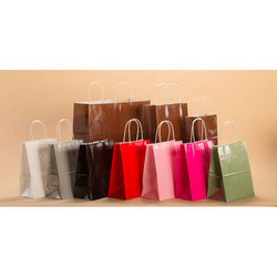 Classy Glossy Lamination Paper Bags