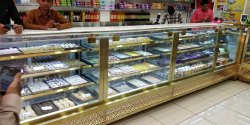 Sweet Display Non AC Cash Counter