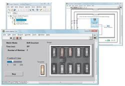 Labview Vision System