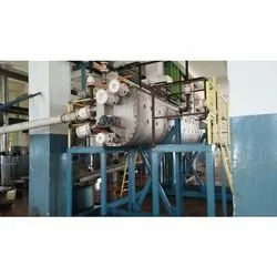 Stainless Steel Horizontal Continuous Crystallizer, Capacity: 1 Kld to 1000 Kld