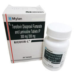 Tenofovir Disoproxil Fumarate and Lamivudine Tablets IP