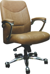 Arm Less Black Chair, Back Rest Adjustable: Yes, Adjustable Seat Height: Yes