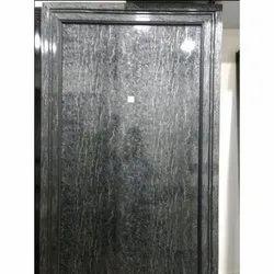 Polished PVC Bathroom Door