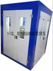 Grinding Machine Soundproof Chambers