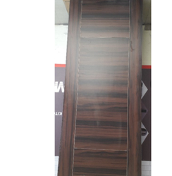 Laminated Finished Wooden Door