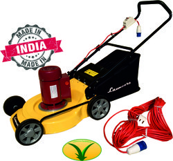 Electric Lawn Mower With Godrej Heavy Duty Electric Motor