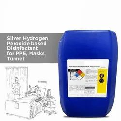 Silver Hydrogen Peroxide with Certification